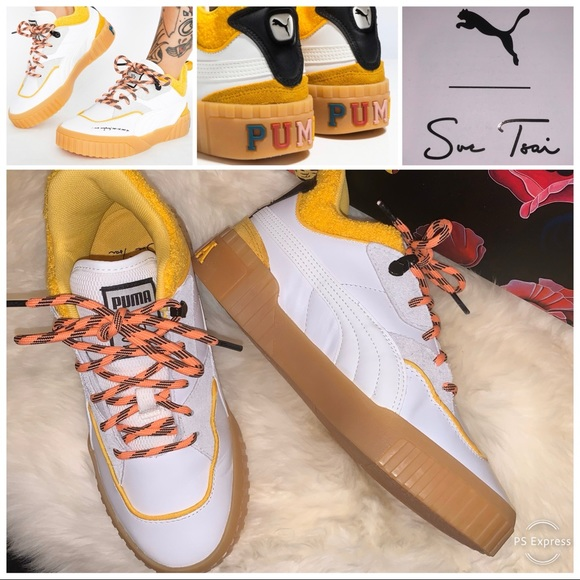 Puma Shoes | Puma X Sue Tsai Cali